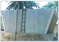 Timber Cooling Tower, Wooden Cooling Tower, Timber Draft Cross Flow Cooling Towers, Exporters of Cooling Towers, Mumbai, India